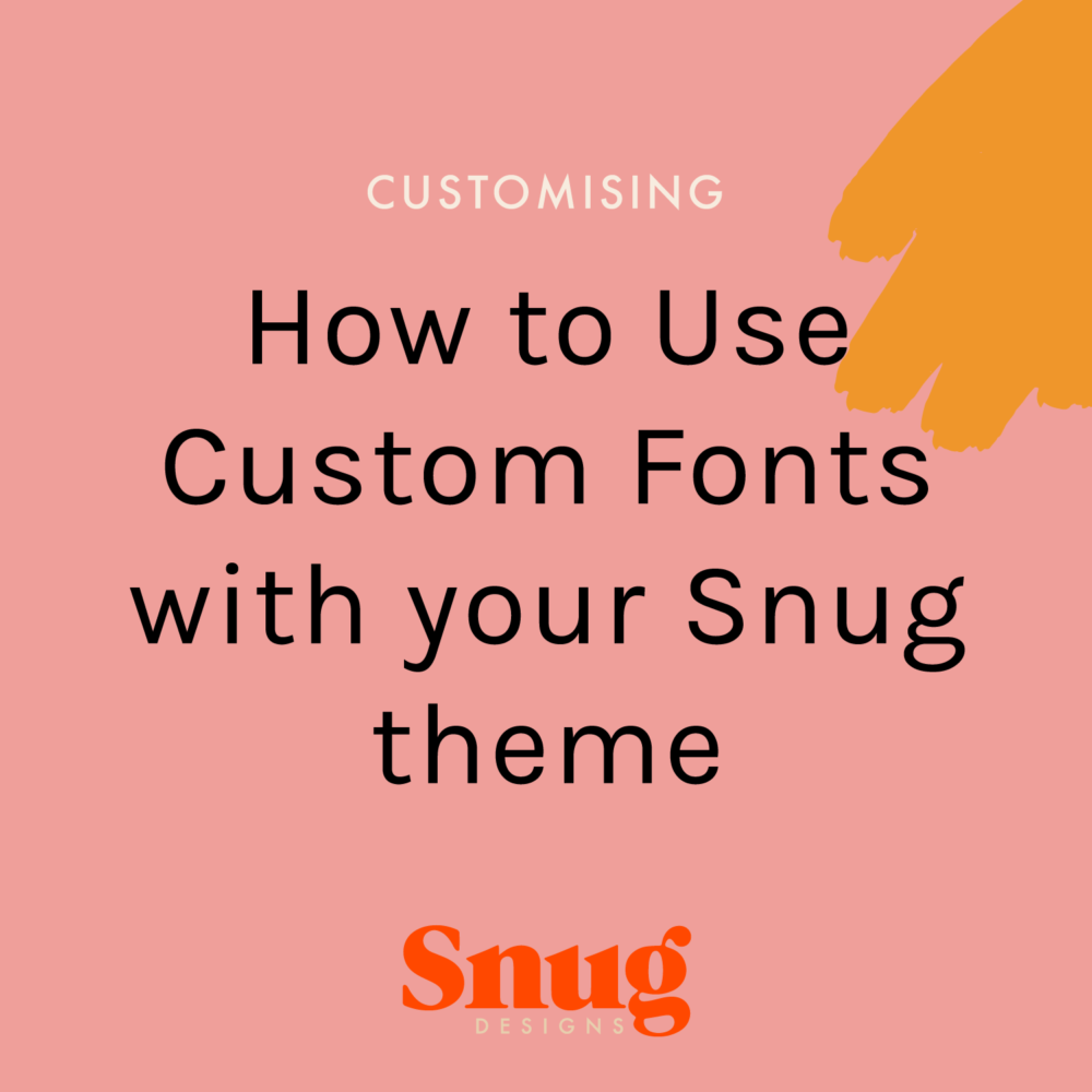 How to Add Custom Fonts to Your WordPress Theme
