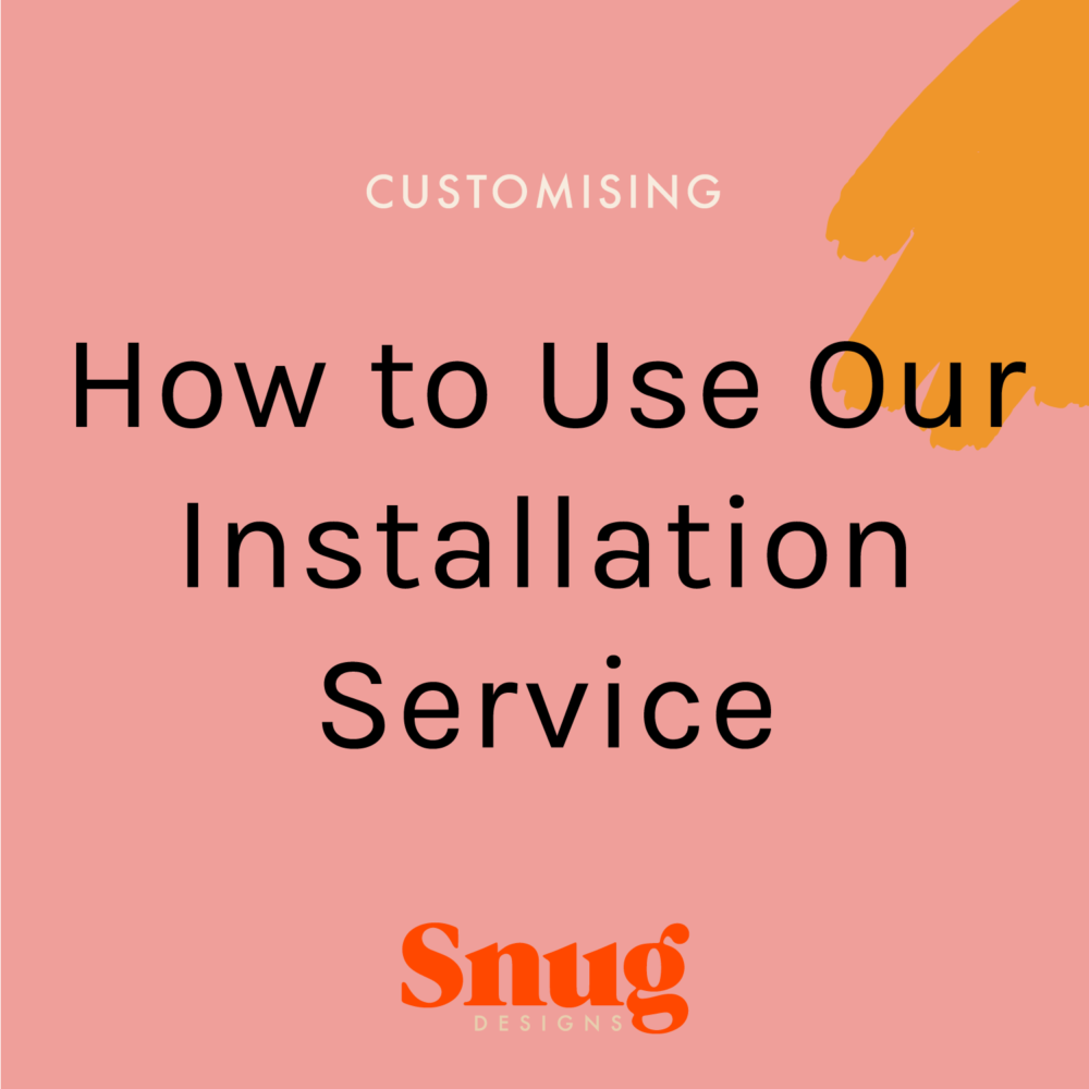 Using Our Installation Service